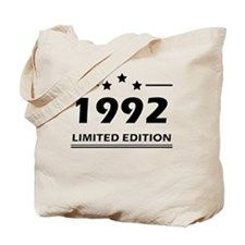 1992 LIMITED EDITION Tote Bag