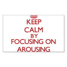 Arousing Decal