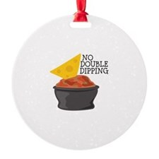 Double Dipping Ornament