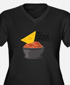 Double Dipping Plus Size T-Shirt
