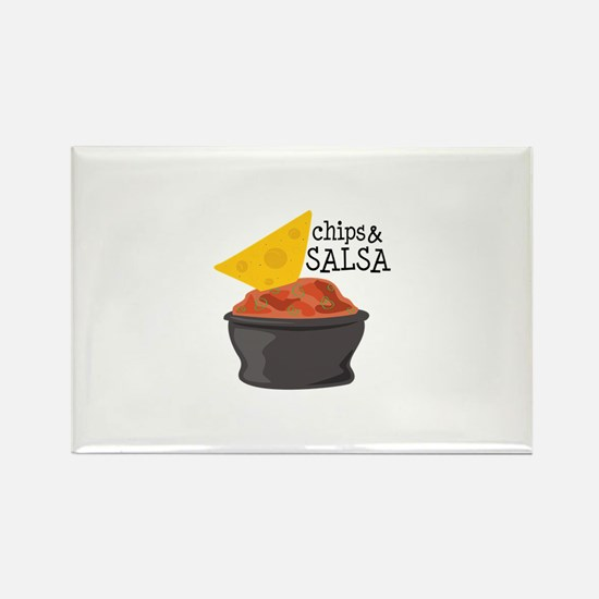 Chips & Salsa Magnets