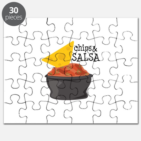 Chips & Salsa Puzzle