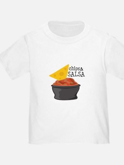 Chips & Salsa T-Shirt