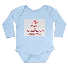 Arsenals Body Suit