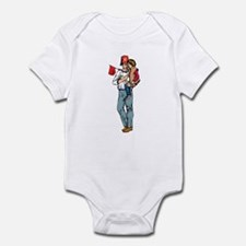 Shriner and Child Infant Bodysuit