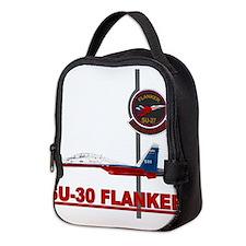 SU-30_FLANKER.png Neoprene Lunch Bag