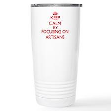 Artisans Travel Mug
