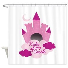 My Castle Shower Curtain