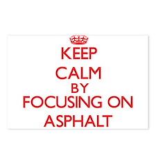 Asphalt Postcards (Package of 8)