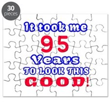 It Took Me 95 Years To Look This Good ! Puzzle