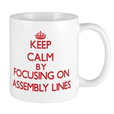 Assembly Lines Mugs