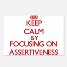Assertiveness Postcards (Package of 8)