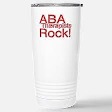 Unique Aba Travel Mug