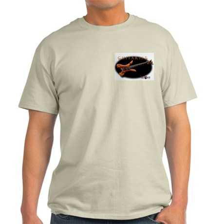 Guitarist's Ash Grey T-Shirt