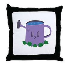 H2O Throw Pillow