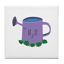 H2O Tile Coaster