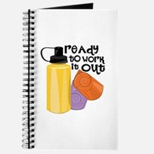 Ready To Workout Journal