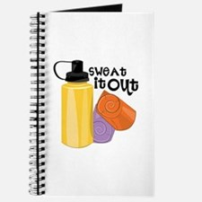 Sweat It Out Journal