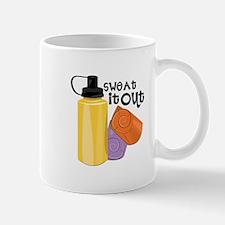 Sweat It Out Mugs