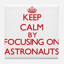 Astronauts Tile Coaster