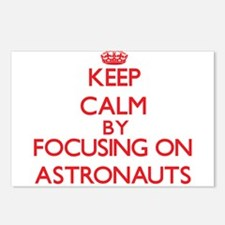 Astronauts Postcards (Package of 8)