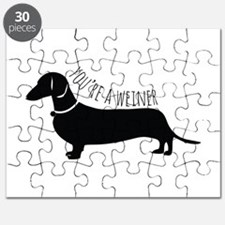Youre A Weiner Puzzle