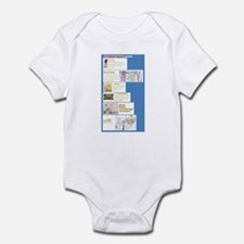 The Characters Infant Bodysuit