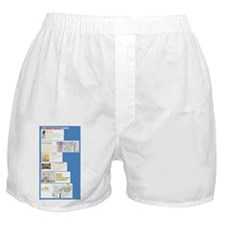 The Characters Boxer Shorts