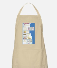 The Characters BBQ Apron