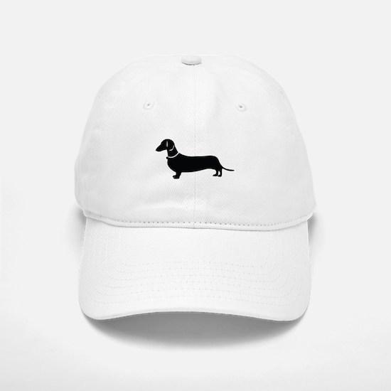 Weiner Dog Baseball Baseball Baseball Cap