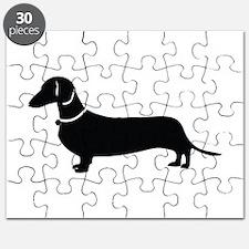 Weiner Dog Puzzle