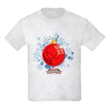holiday spider-man christmas T-Shirt