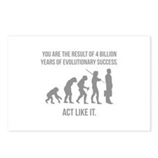 Act Like It Postcards (Package of 8)
