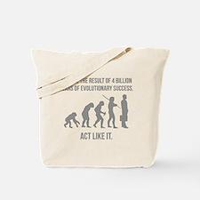 Act Like It Tote Bag