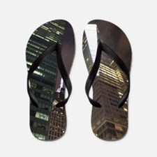 Cute Manhattan Flip Flops