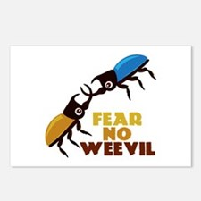 Fear No Weevil Postcards (Package of 8)