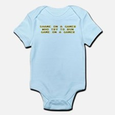 Gamer Shame Infant Bodysuit
