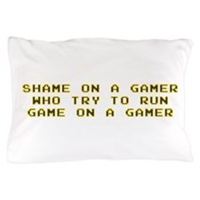 Gamer Shame Pillow Case