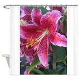Lily Shower Curtains