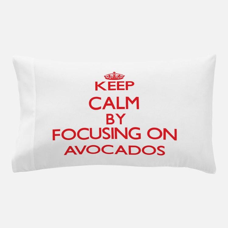Avocados Pillow Case