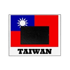 Flag of Taiwan Picture Frame