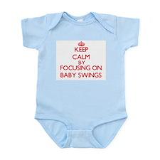 Baby Swings Body Suit