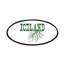 Iceland Roots Patches