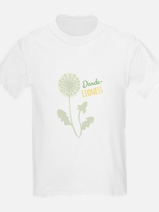 Dande-lioness T-Shirt