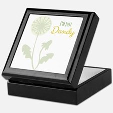 Im Just Dandy Keepsake Box