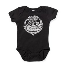 Unique Mexican sugar skulls Baby Bodysuit