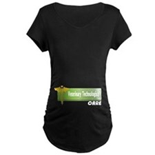 Veterinary Technologists Care T-Shirt