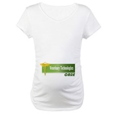 Veterinary Technologists Care Shirt