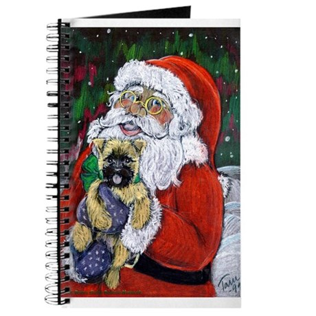 Santa and Me Cairn Address Book/Journal