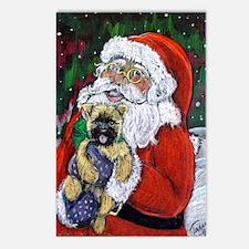 Santa and Me Cairn Postcards (8)